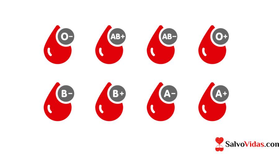 Entenda os Tipos Sanguíneos ABORh